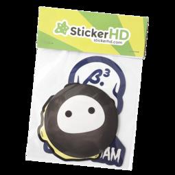 貼紙包裝印刷、貼紙代客包裝、頭卡印刷 Header+pack